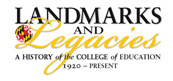 College Celebrates 85 years of Landmarks and Legacies