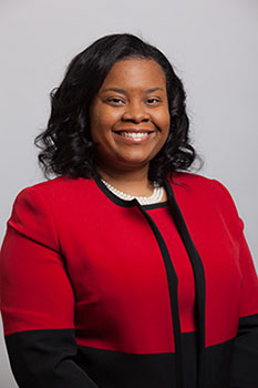 Photo of Dr. Candace Moore