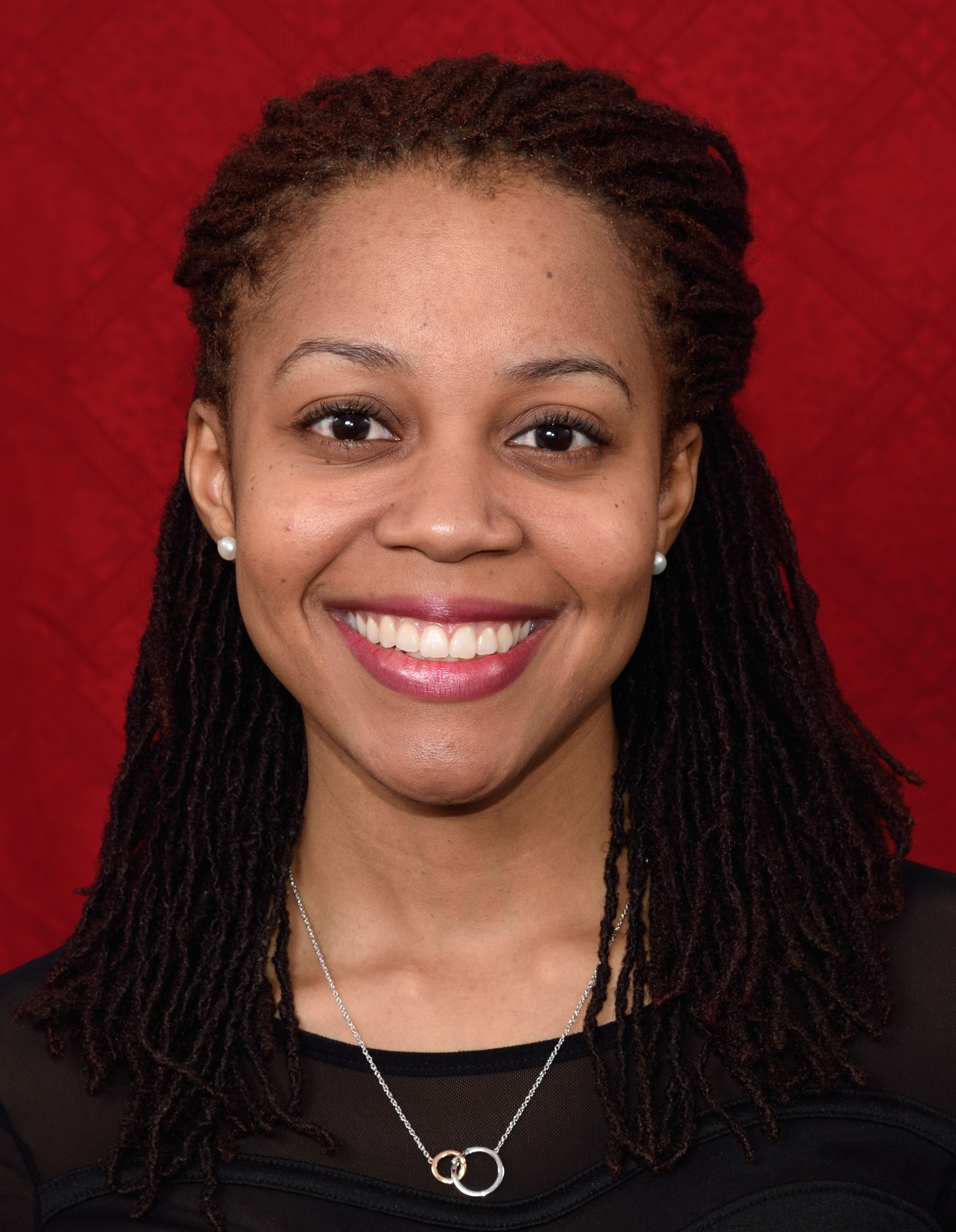 COE's Alexandra Shelton, a doctoral candidate in the special education program.